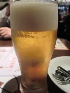 ジャックポット 生ビール