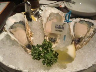 ジャックポット 生牡蠣