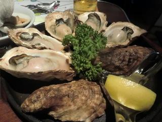ジャックポット 焼き牡蠣