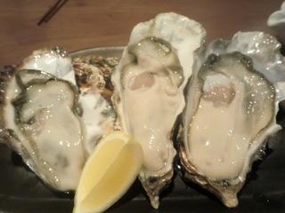 和食KUWA 生牡蠣
