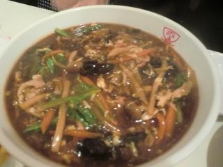 Tom's製麺 酢辛湯麺
