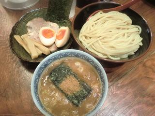 三田製麺所 赤坂見附店 つけ麺並