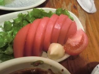 とら八 冷しトマト