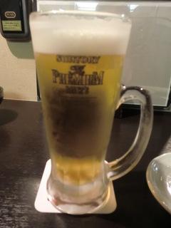 串蔵 プレミアムモルツ