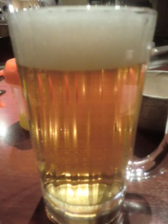一鶴 生ビール
