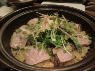 旬のサカナと旨い酒 海仙楽 土鍋飯