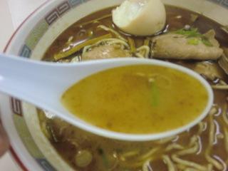 蜂屋五条創業店 スープ