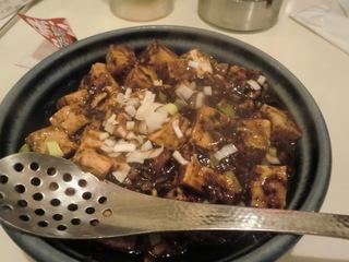 Tom's製麺 麻婆豆腐