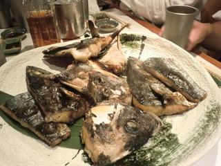 松輪 焼き魚