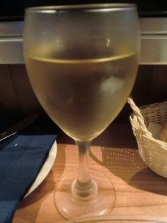 イタリアンバルピッコロ 白ワイン