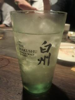 越田胡町店 白州ハイボール