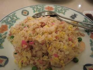 中華菜館五福 チャーハン