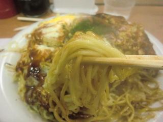 みっちゃん JR新幹線口名店街 DXスペシャルの麺ダブル�A