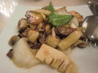 中華菜館五福 八宝菜