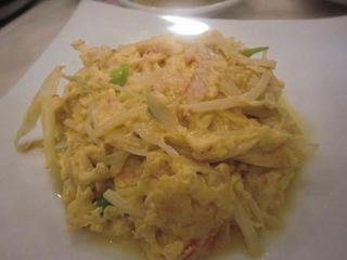 中華菜館五福 カニ玉