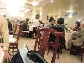 中華菜館五福 内装