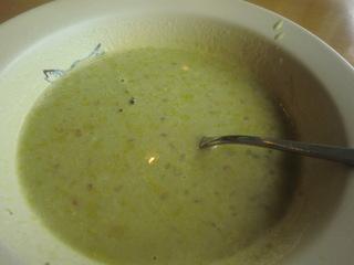 ピエトロ次郎丸店 スープ