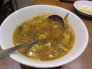 梅蘭 フカヒレのスープ