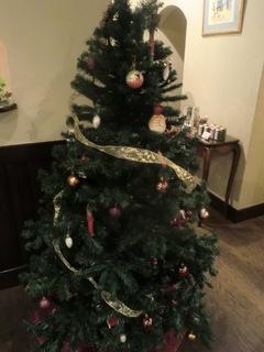 ラ・キュイエット クリスマスツリー