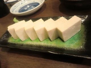 舟武 豆腐