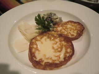 mellow チーズの盛り合わせ