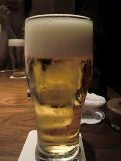 旬のサカナと旨い酒 海仙楽 モルツ